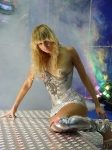 Боди-арт, артисты и модели